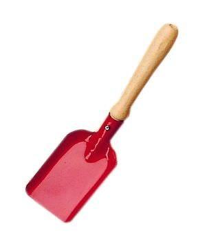 NIC Schäufelchen eckig 25 cm rot Spielzeug