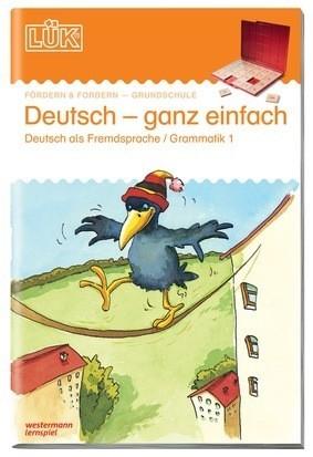 LUEK LÜK Deutsch - ganz einfach 3 Spielzeug