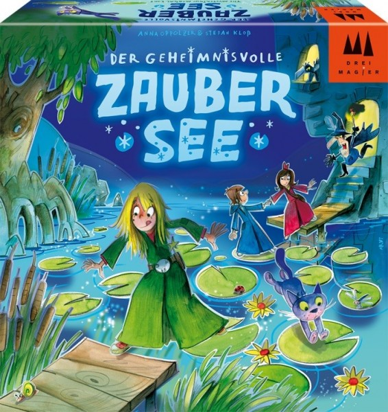 Schmidt Spiele Der geheimnisvolle Zaubersee Spielzeug