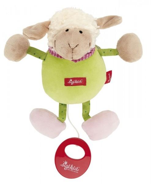 Sigikid Spieluhr Schaf, Baby.Basics Spielzeug