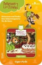 Tigermedia tigercard - Pettersson und Findus - Folge 1: Eine Geburtstagstorte für die Katze Spielzeug