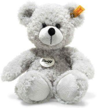 Steiff Teddybaer Fynn 28 grau Spielzeug