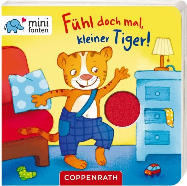 Die Spiegelburg minifanten 18: Fühl doch mal, kleiner Tiger! Spielzeug