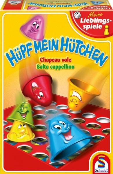 Schmidt Spiele Hüpf mein Hütchen Spielzeug