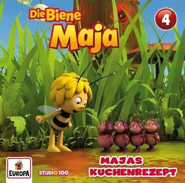 BUSCH CD Biene Maja CGI 4: Majas Kuchenrezept Spielzeug