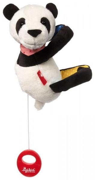 Sigikid Hängespieluhr Panda Spielzeug