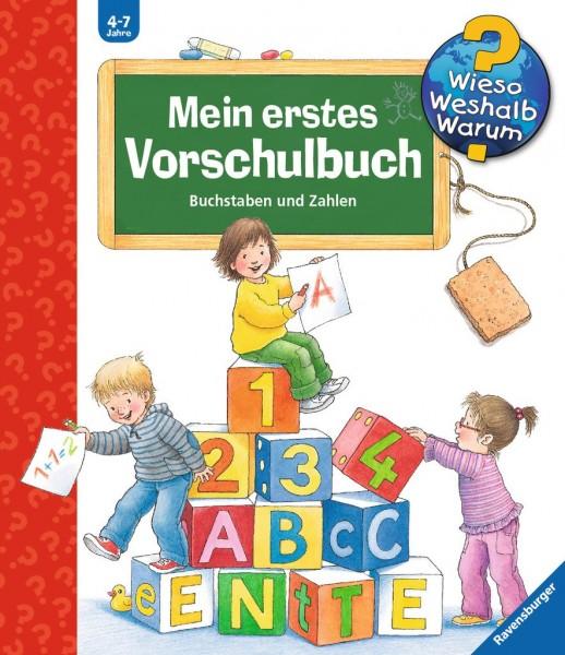 Ravensburger Buch WWW Mein erstes Vorschulbuch Spielzeug