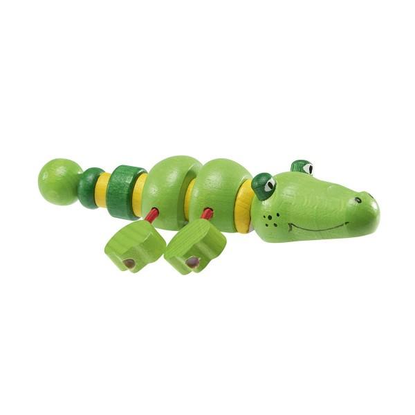nic Klapper-Krokodil Spielzeug