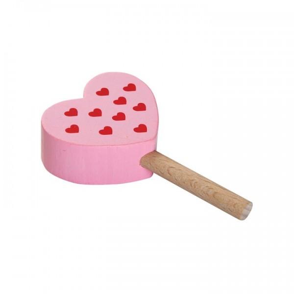 """Erzi Herz-Eis """"Himbeere"""" Spielzeug"""