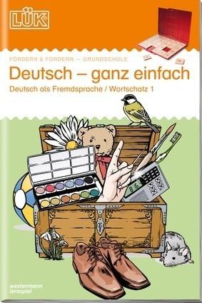 LÜK - DEUTSCH-GANZ EINFACH 1 - Deutsch als Fremdsprache Spielzeug
