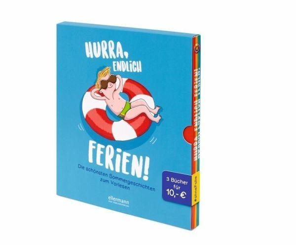 Oetinger Verlag Hurra, endlich Ferien! Spielzeug