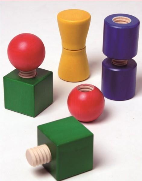 NIC Schrauben und Muttern Spielzeug