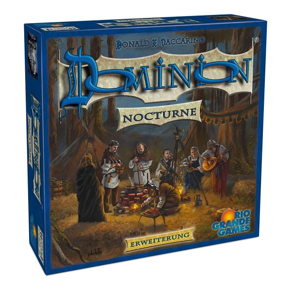 ASS Spielkartenfabrik Dominion Nocturne Spielzeug