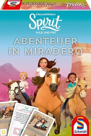 Schmidt Spiele Spirit Abenteuer in Miradero Spielzeug
