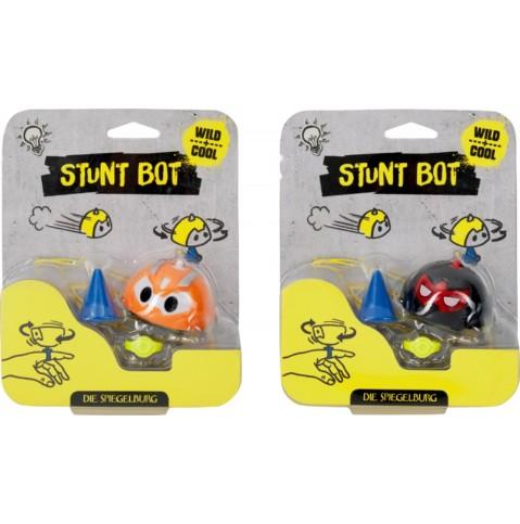Die Spiegelburg Stunt Bot Wild+Cool, sort. Spielzeug