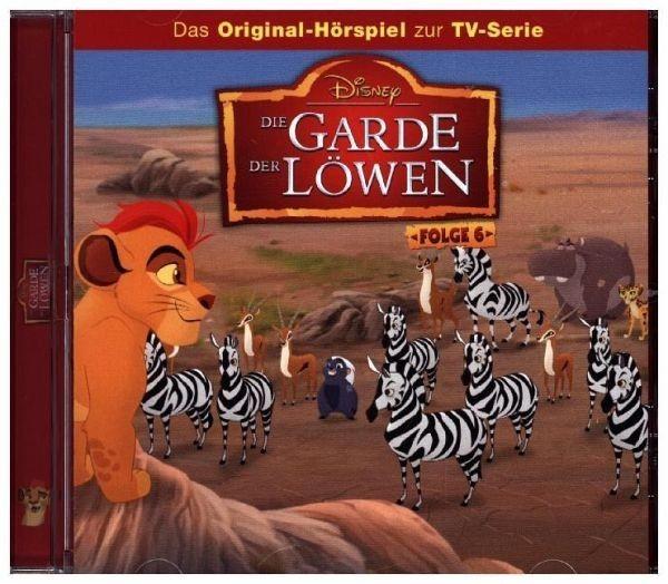 BUSCH CD Garde der Löwen 6 Spielzeug