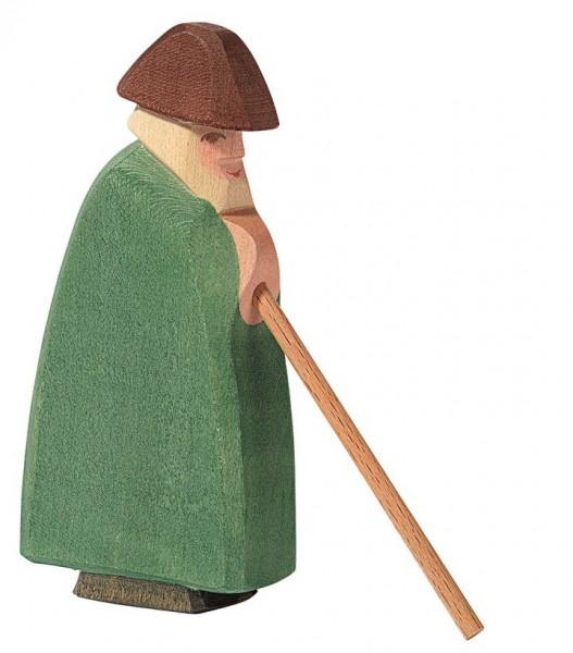 Ostheimer Figur Schäfer mit Stab Spielzeug