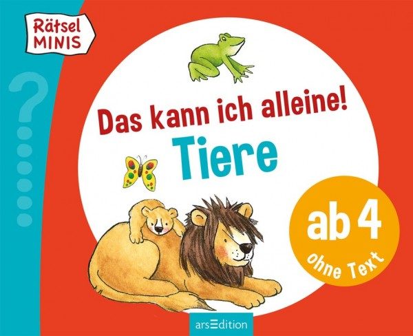 ars Edition Das kann ich alleine Spielzeug