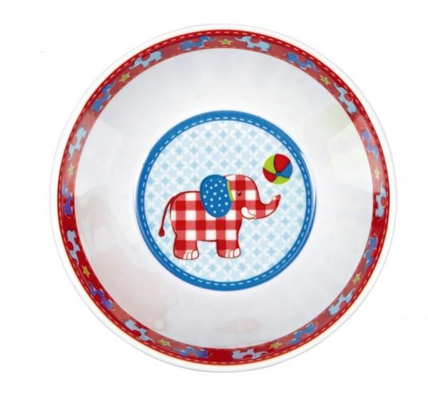 Die Spiegelburg Melamin-Schale Elefant BabyGl Spielzeug