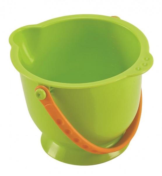 Hape Kleiner Eimer, grün Spielzeug