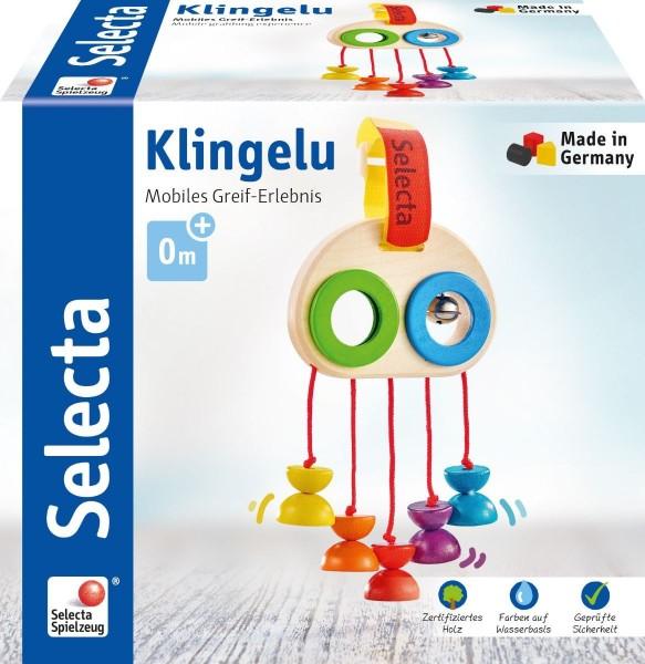 Selecta Klingelu, Minitrapez Spielzeug