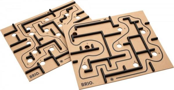 Brio Labyrinth Ersatzplatten, 2tlg Spielzeug