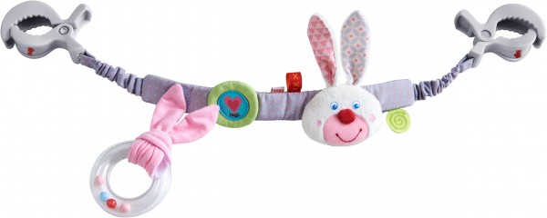 Haba Kinderwagenkette Funkelherz Spielzeug