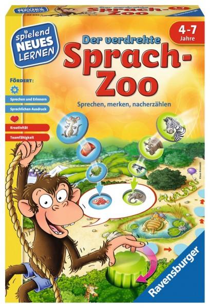Ravensburger Spieleverlag Der verdrehte Sprach-Zoo Spielzeug