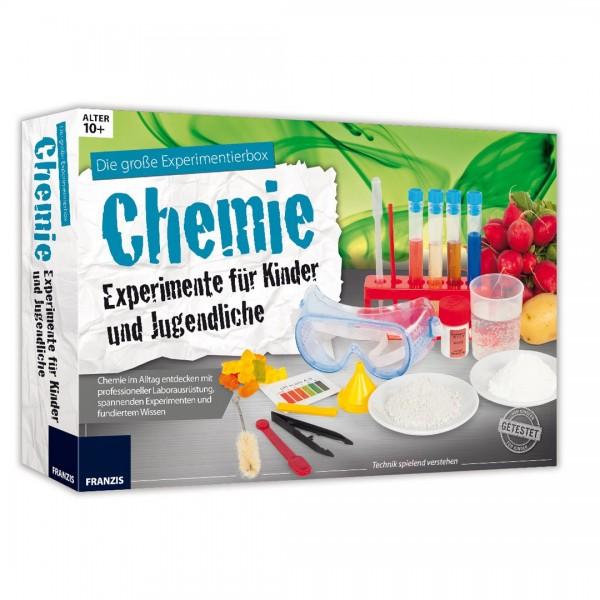 Invento Franzis: Chemie: Experimente für Kinder + Jugendliche Spielzeug