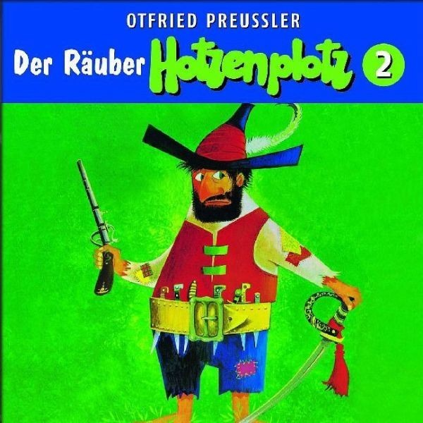 BUSCH CD Der Räuber Hotzenplotz 2 Spielzeug