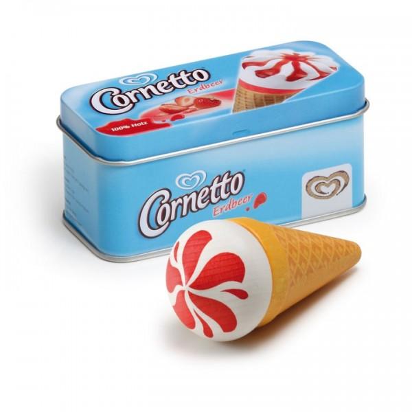 Erzi Eis Cornetto Erdbeer Spielzeug