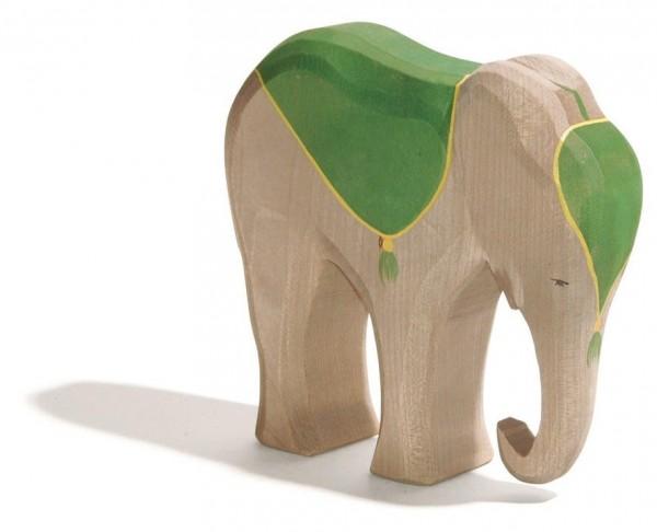 Ostheimer Figur Elefant (Sattel) II Spielzeug