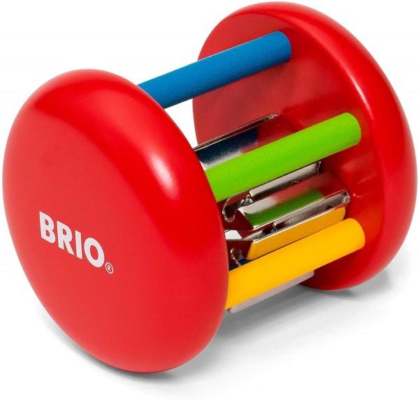 BRIO Spiele Bunte Klingelrassel Spielzeug