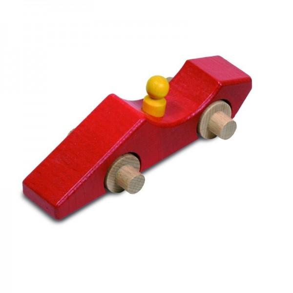 NIC Multibahn Kugelbahn Sprinter rot Spielzeug