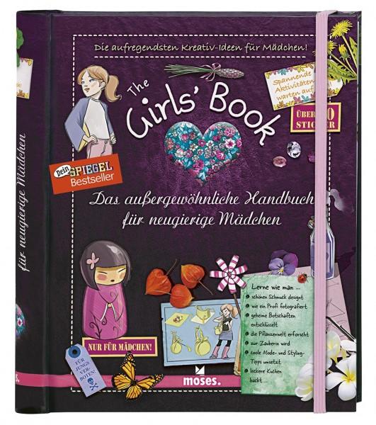 Moses The Girls' Book - Das außergewöhnliche Handbuch für neugierige Mädchen. Spielzeug