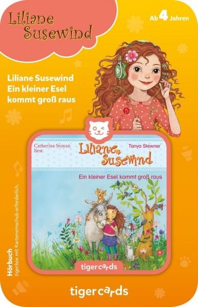 Tigermedia tigercard - Liliane Susewind - Ein kleiner Esel kommt groß raus Spielzeug