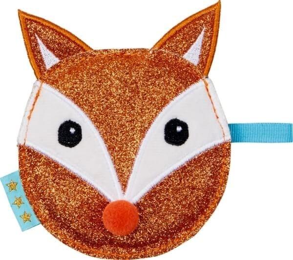 """Spiegelburg Glitzer-Portemonee Fuchs """"Weihnachtsgeschenke für Kinder"""" Spielzeug"""