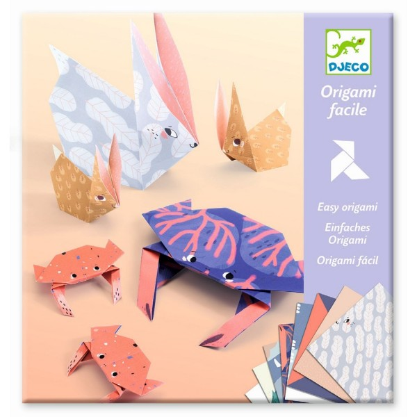 DJECO Origami Family Spielzeug