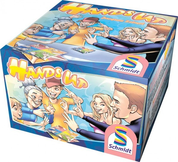 Schmidt Spiele Hands Up Spielzeug