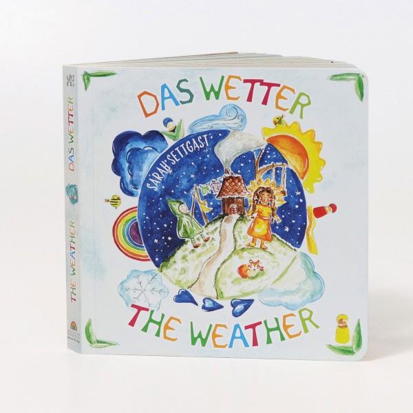 GRIMMS Wetter Pappbuch Spielzeug