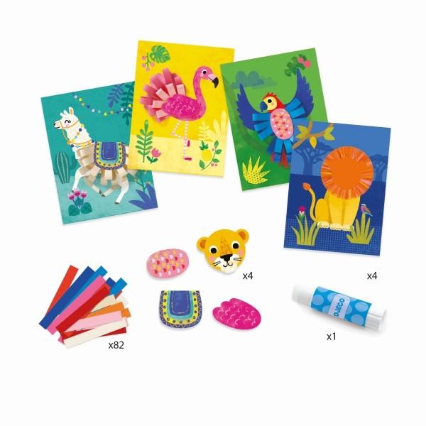 DJECO Kollagen für die Kleinen: Schleifen Spielzeug