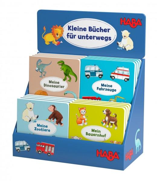 Haba Display Kleine Bücher für unt Spielzeug