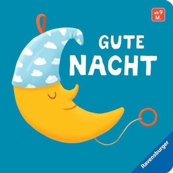Ravensburger Buch Gute Nacht, Mein erstes Bilderbuch Spielzeug