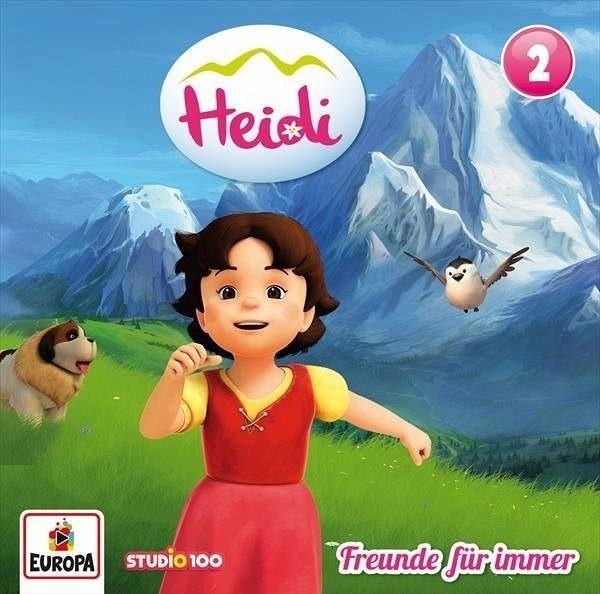 BUSCH CD Heidi CGI 2: Freunde für immer Spielzeug