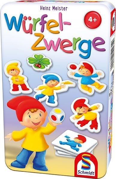 Schmidt Spiele Würfelzwerge Spielzeug