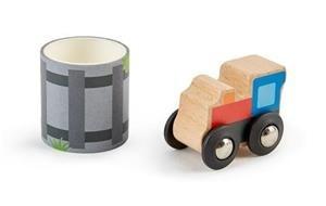 Hape Eisenbahn-Klebeband Spielzeug