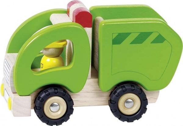 Goki Müllwagen Spielzeug