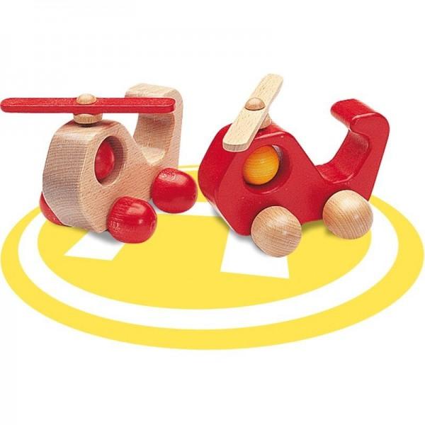 NIC Heli rot Spielzeug