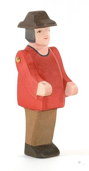 Ostheimer Figur Bauer Spielzeug
