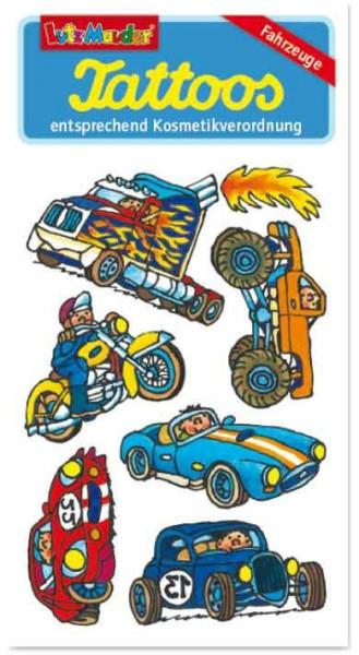 Mauder Lutz Verlag Tattoo Autos Spielzeug